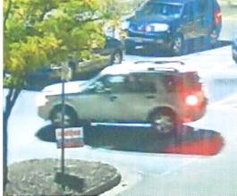 Meijer pooper suspect vehicle