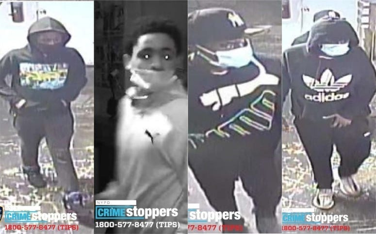 Manhattan Burglary suspects