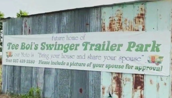 Tee Boi's Swingers Trailer Park