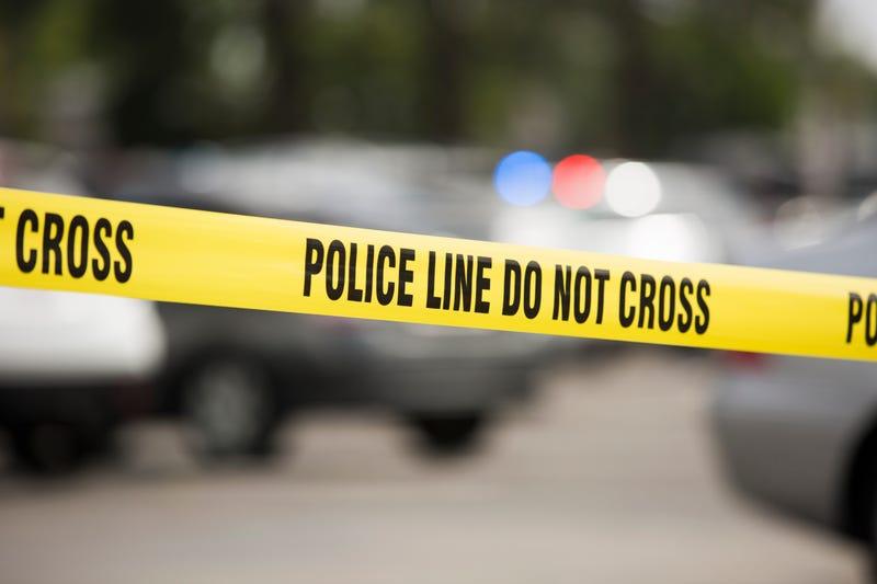 tape crime scene