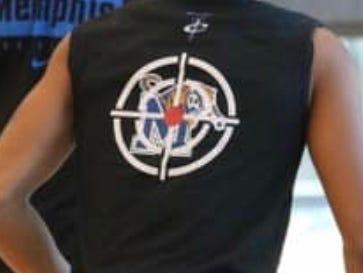 Memphis Tigers Target Warm Up Shirts
