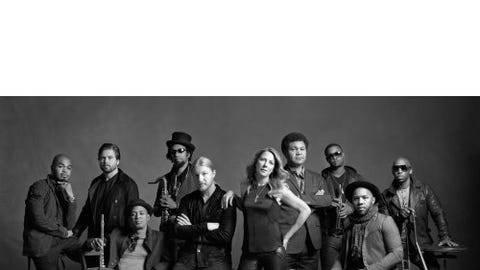 Tedeschi Trucks Band 7/30 with St. Paul & The Broken Bones, Gabe Dixon