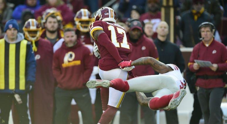 Despite lost season, Redskins showing effort to the end