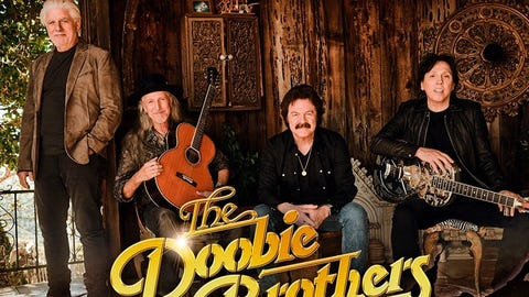 The Doobie Brothers 50th Anniversary Tour - RESCHEDULED
