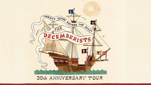 The Decemberists - RESCHEDULED