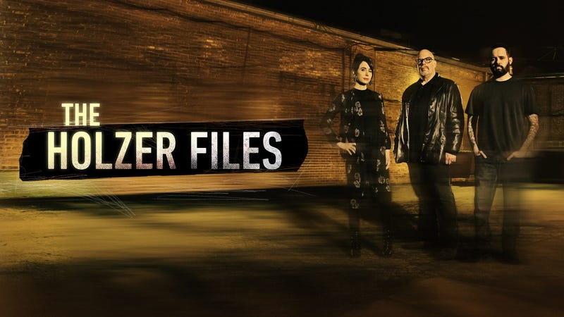 """Picture Of """"The Holzer Files"""""""