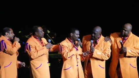 The Temptations (Rescheduled from 7/31/2020)