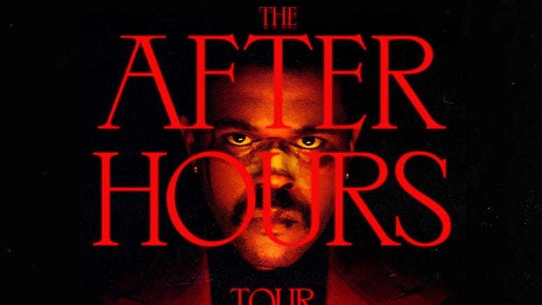 NEW DATE: The Weeknd | The After Hours Tour