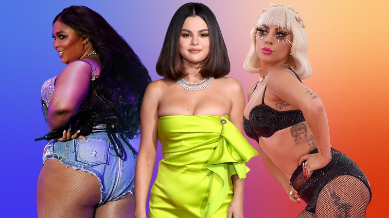Lizzo, Selena Gomez and Lady Gaga