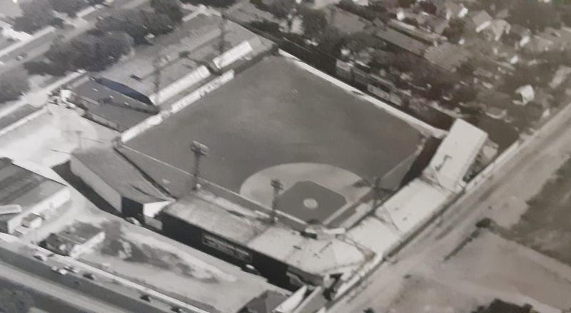The St. Paul Gophers played many home games at Lexington Park