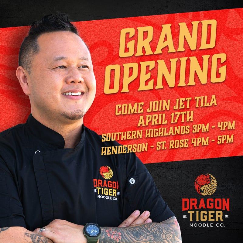Dragon Tiger Noodle Company