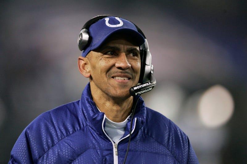 Tony Dungy Colts