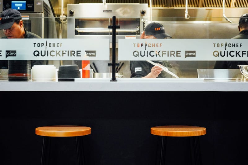 Top Chef Quickfire