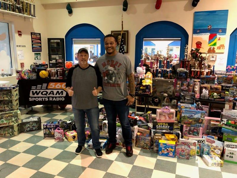Crowder's Toy Drive