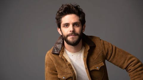 "POSTPONED/RESCHEDULED: Thomas Rhett- ""The Center Point Road Tour"""
