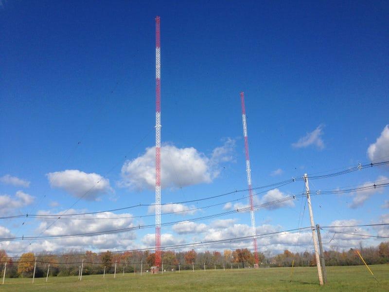 WBEN Transmitter Site