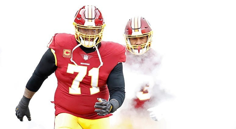 Gruden 'strongly' believes Trent Williams won't be traded