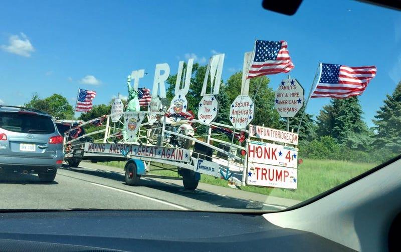 trump unity bridge