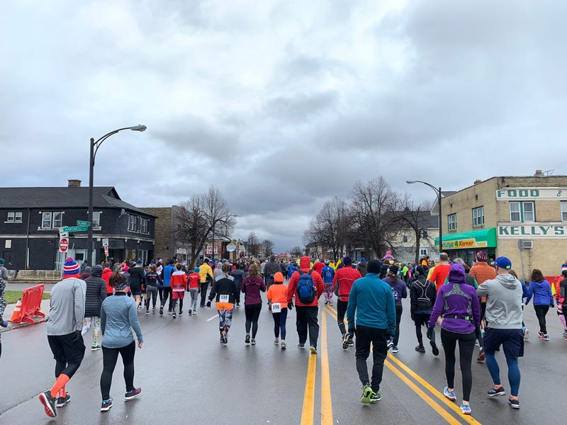 124th Annual YMCA Turkey Trot. November 28, 2019 (WBEN Photo/Brian Mazurowski)
