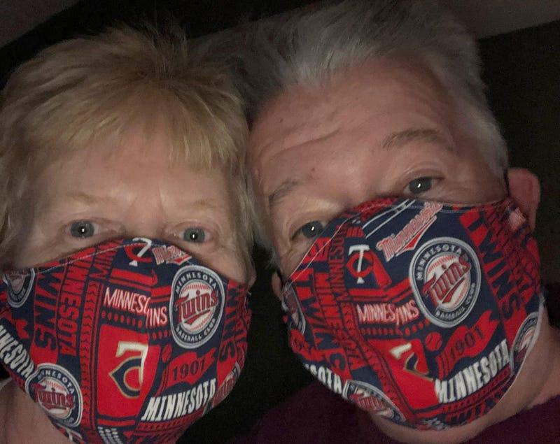 Face masks by Cristina Kjos