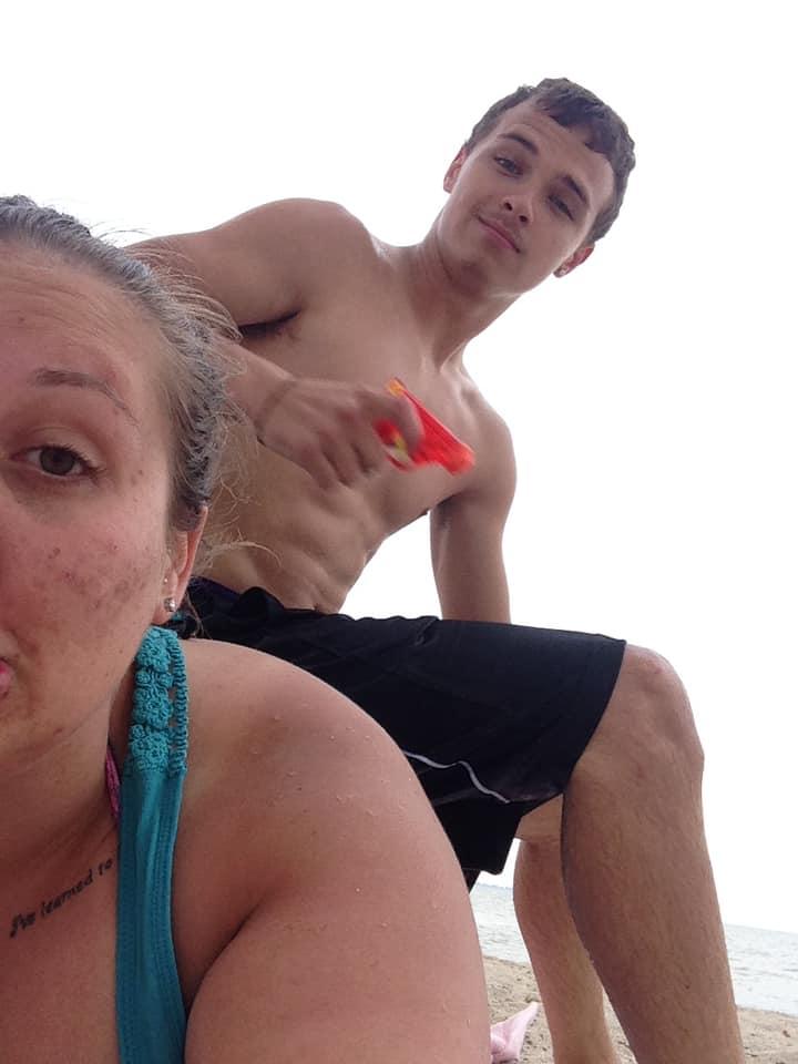 Missing 22-year-old kayaker in Flat Rock