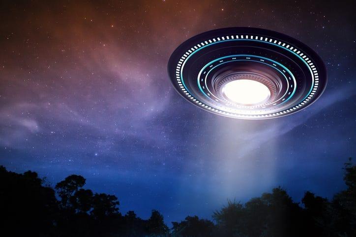 Michigan reports 12 UFO sightings this year