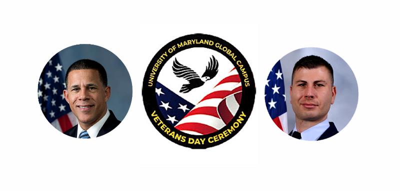 UMGC hosts a 2020 Veterans Day virtual ceremony.