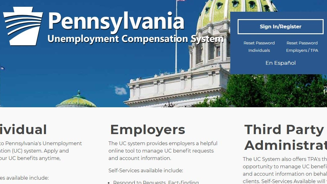 Pa. flips switch on new unemployment compensation system — with some hiccups