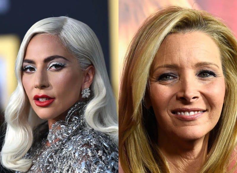 Lady Gaga, Lisa Kudrow