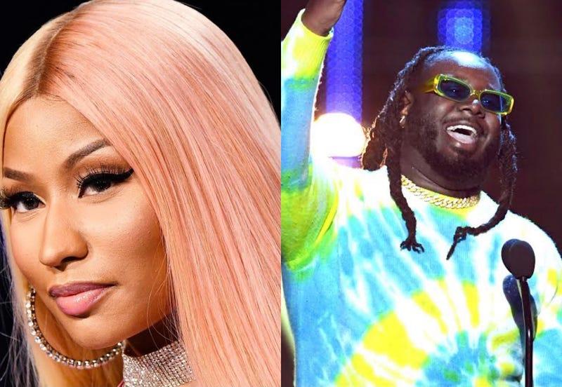 Nicki Minaj, T-Pain