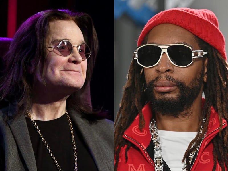 Ozzy Osbourne Lil Jon