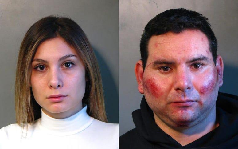 Alexandra Ivonne Pizarro Blanche and Boneek Alexander Quintero Baeza