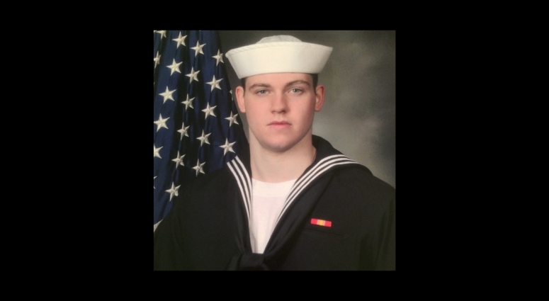 Virginia post office dedicated to USS Fitzgerald sailor Dakota Kyle Rigsby.