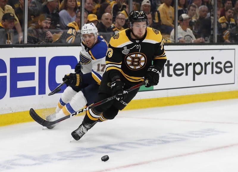 Charlie McAvoy, Bruins