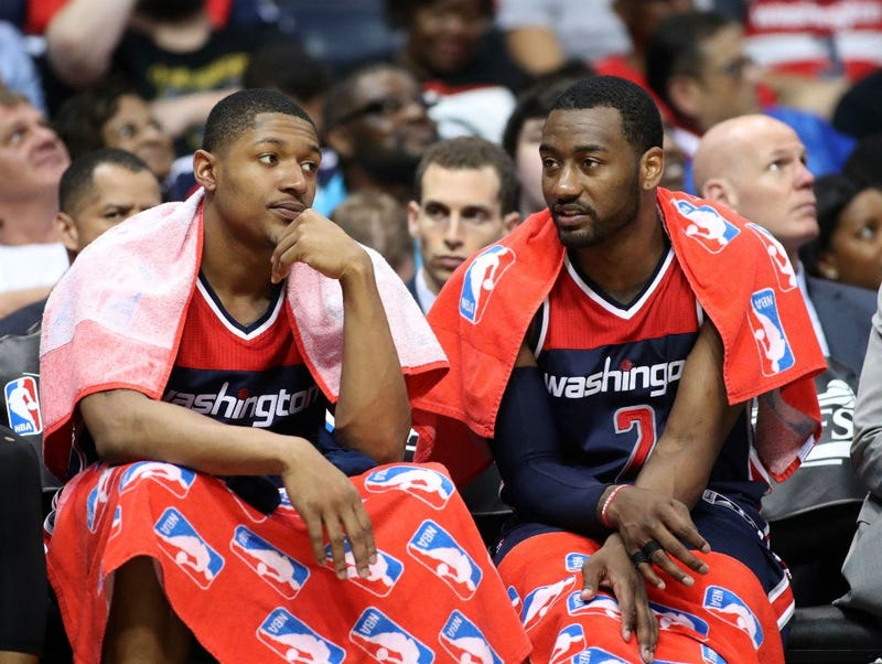 Charles Barkley wanted Wizards to trade either John Wall or Bradley Beal.