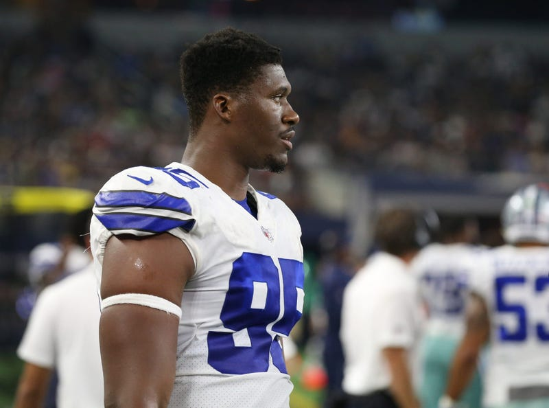 Dallas Cowboys DE David Irving