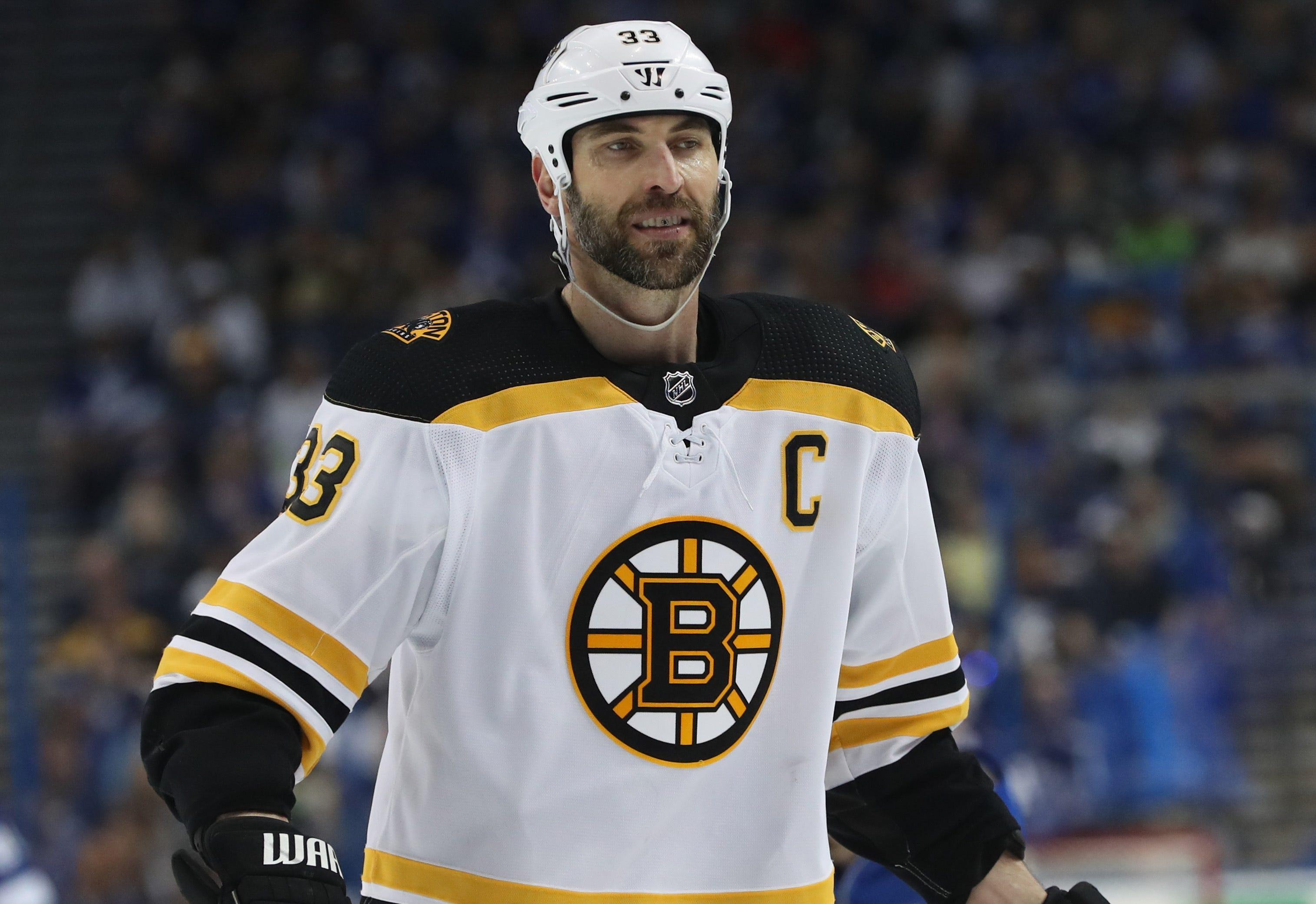 Good Problems Is Zdeno Chara Still The Best Defenseman On The Bruins