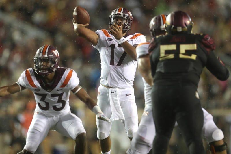 Maryland Lands Virginia Tech Quarterback Transfer Qb Josh Jackson
