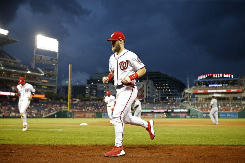 Bryce Harper's long hold out will likely net him a bigger contract.