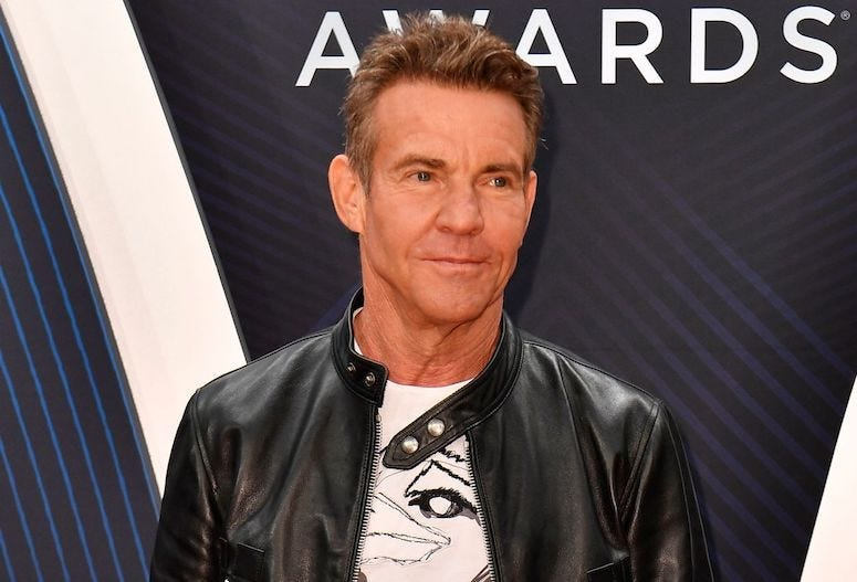 Dennis Quaid, Red Carpet, Awards, 2018