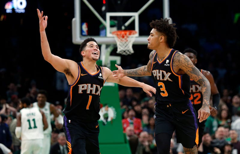 Let's all just agree to never talk about the Kelly Oubre trade again