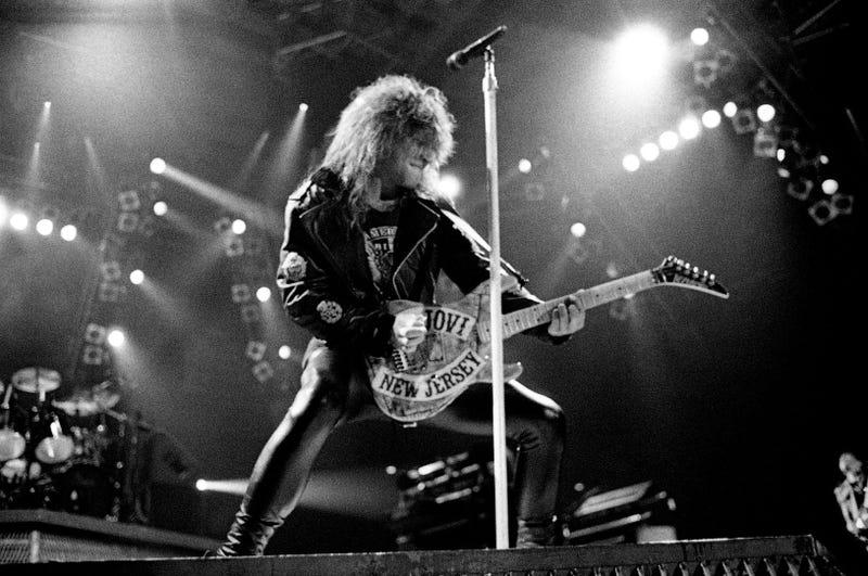 Jon Bon Jovi in concert