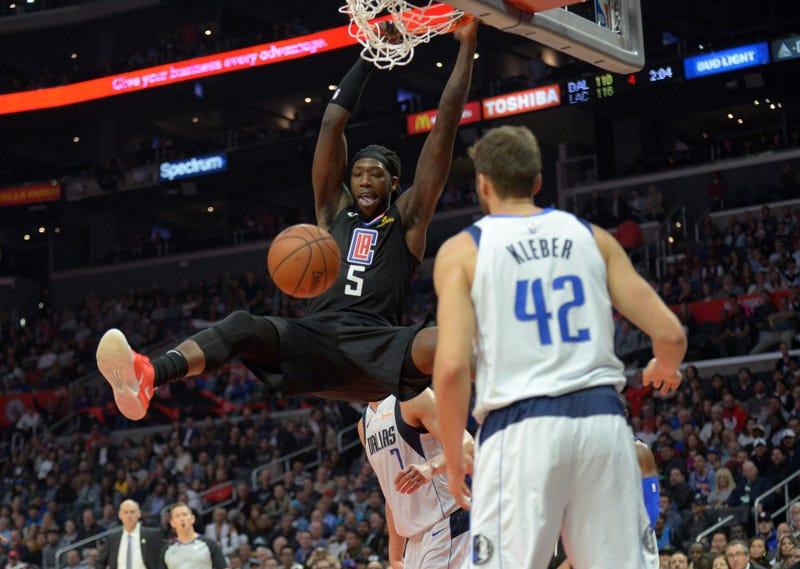 Dallas Mavericks at Los Angeles Clippers