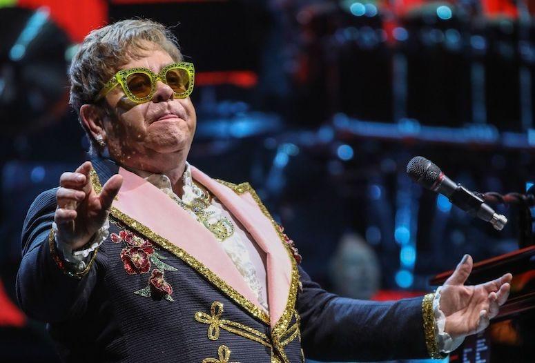 Elton John, Concert, U.S. Bank Arena, 2019