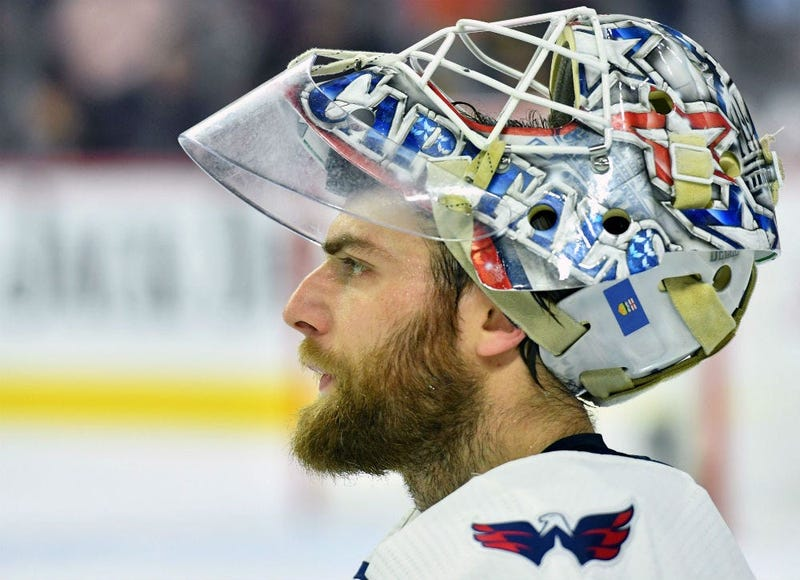 Capitals Goaltender Braden Holtby Says No To White House