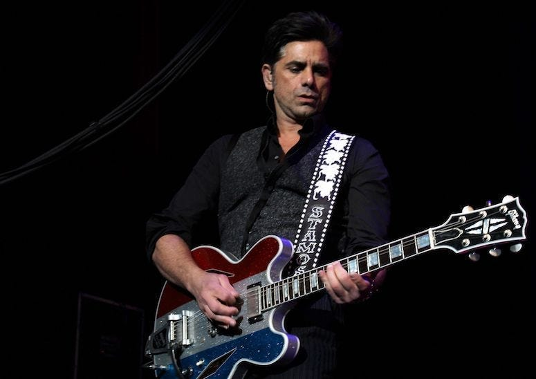 John Stamos, Concert, Guitar, The Beach Boys, 2019