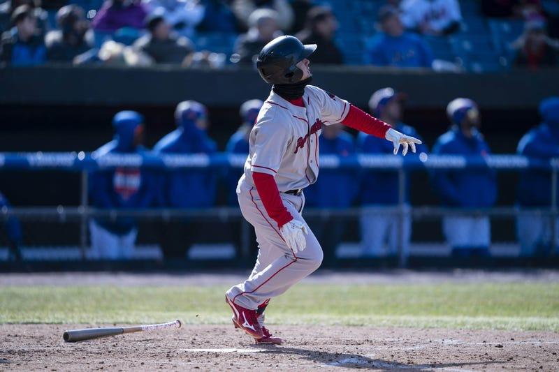 Red Sox prospect Michael Chavis