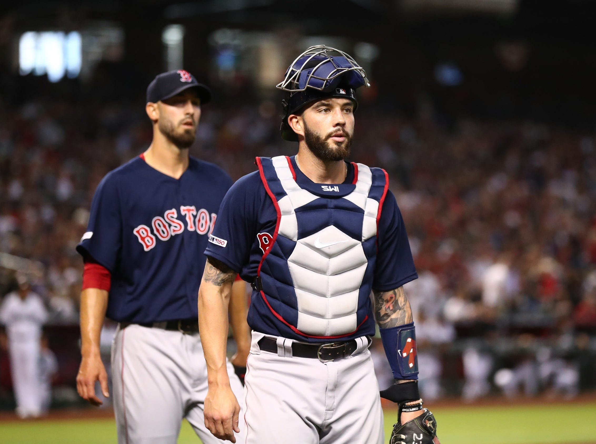 Remembering what the Red Sox could have gotten for Blake Swihart