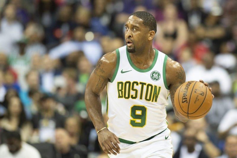 Celtics guard Bra Wanamaker