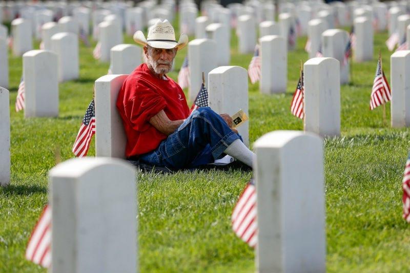 Memorial Day weekend across America.